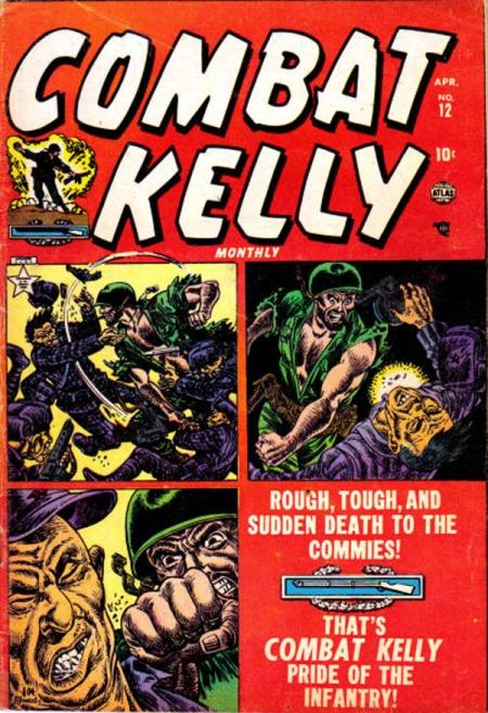 Combat Kelly Vol 1 12