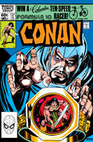Conan the Barbarian Vol 1 131