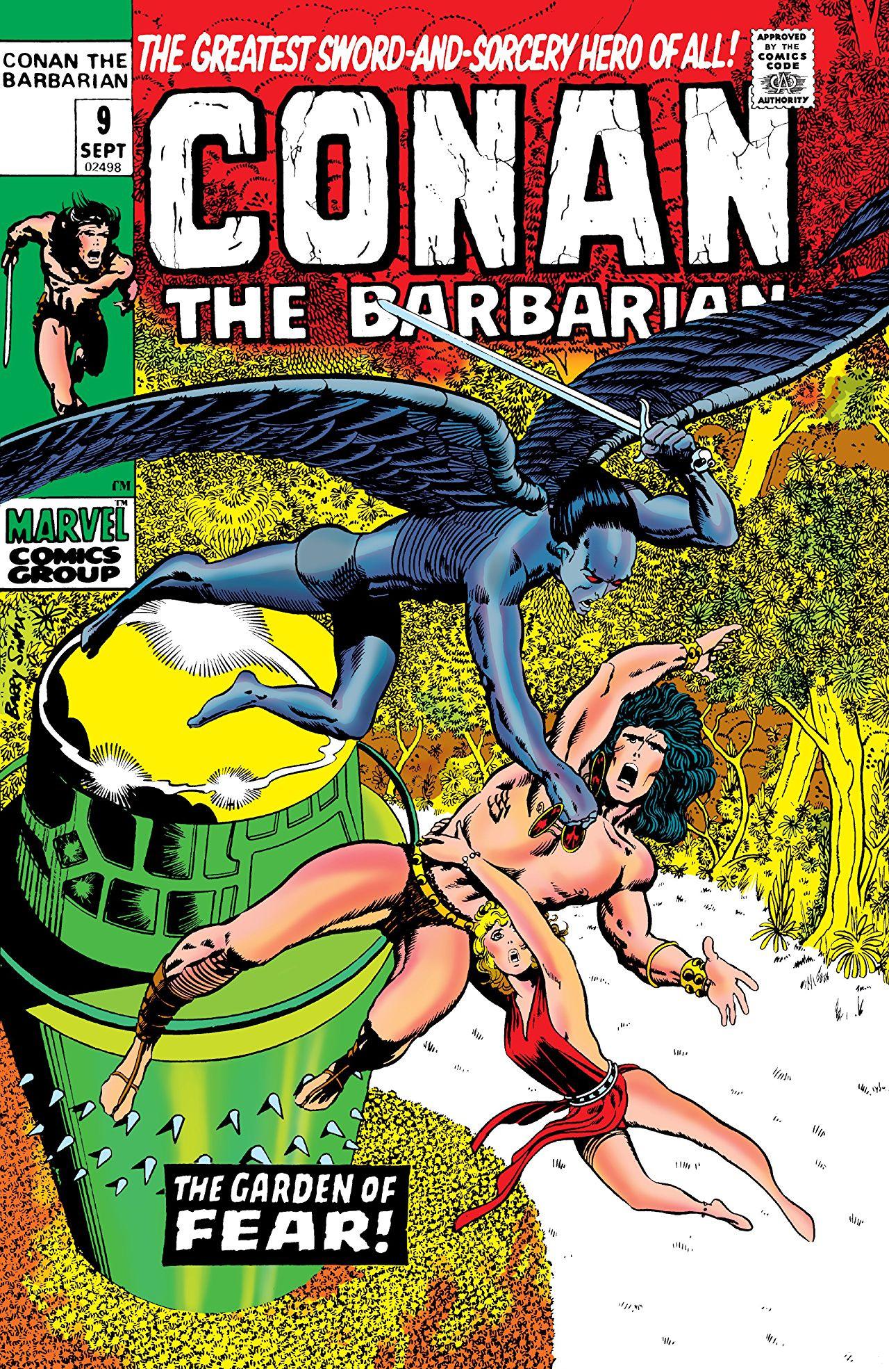 Conan the Barbarian Vol 1 9