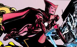 Crimson Sage (Earth-9997)