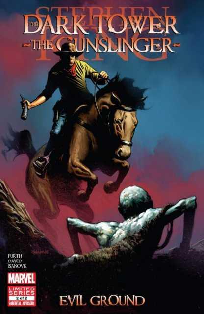 Dark Tower: The Gunslinger - Evil Ground Vol 1 2