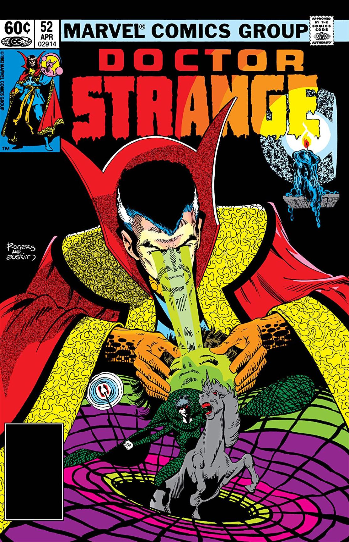 Doctor Strange Vol 2 52