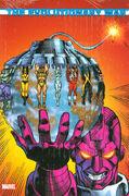 Evolutionary War Omnibus HC Vol 1 1