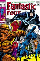 Fantastic Four Vol 1 82