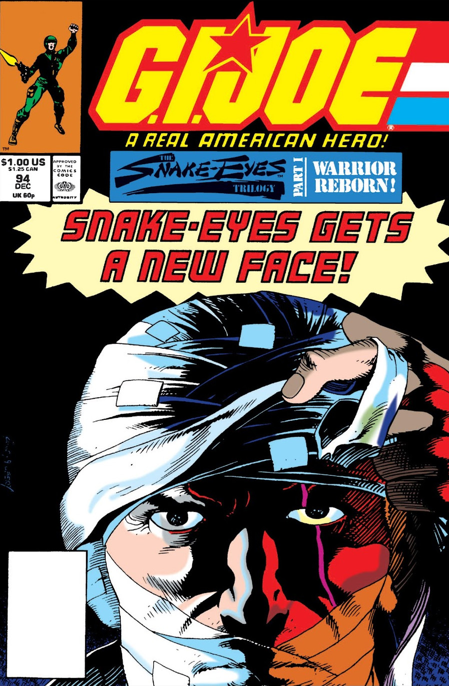 G.I. Joe: A Real American Hero Vol 1 94