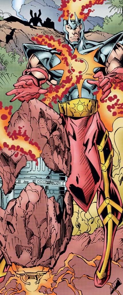 Gabriel Lan (Heroes Reborn) (Earth-616)/Gallery