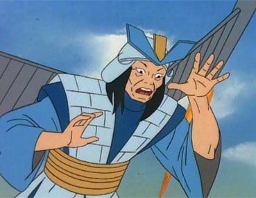 Genju Yoshida (Earth-8107)