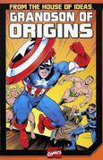Grandson of Origins of Marvel Comics Vol 1 1