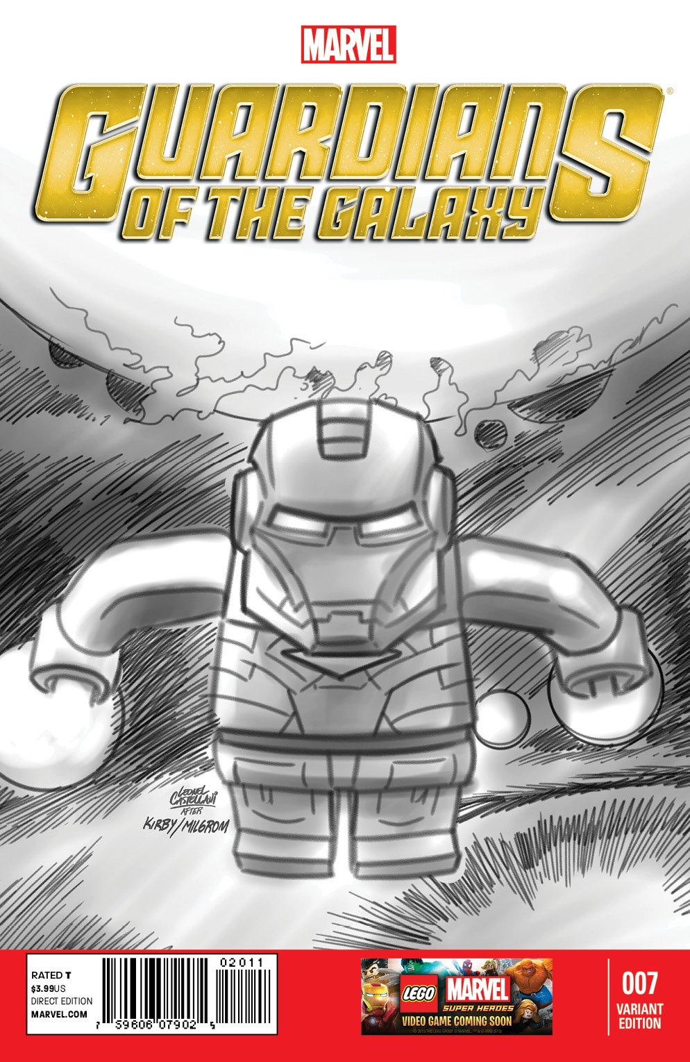 Guardians of the Galaxy Vol 3 7 LEGO Sketch Variant.jpg
