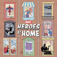 Heroes at Home Vol 1 1