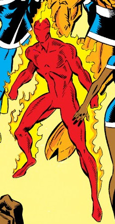 Human Torch (Earth-9105)