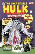 Incredible Hulk Vol 1 1 (Wal-Mart Edition)