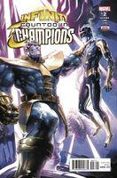 Infinity Countdown Champions Vol 1 2