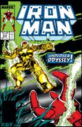 Iron Man Vol 1 218
