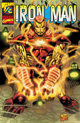 Iron Man Vol 3 ½