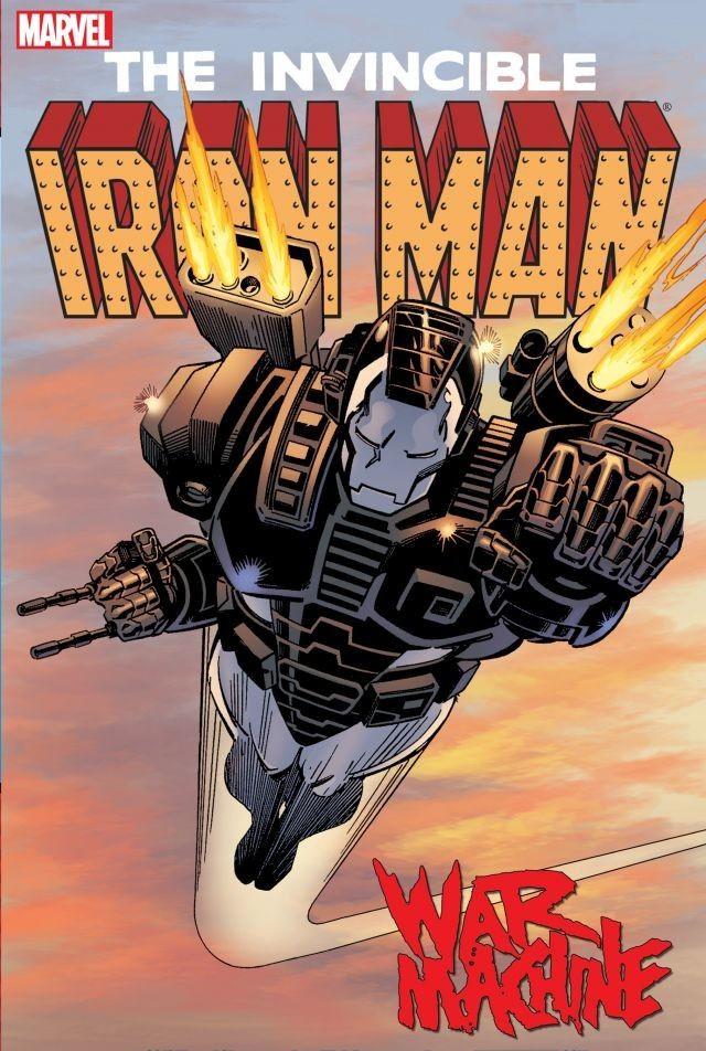 Iron Man: War Machine Vol 1 1