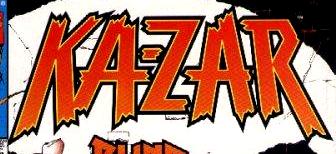 Ka-Zar Vol 4