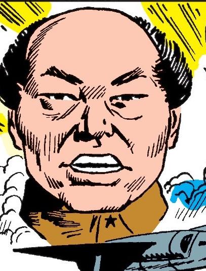 Mao Tse Tung (Earth-616)