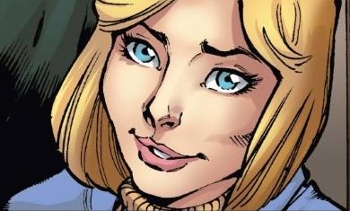 Maria Harper (Earth-616)