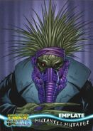 Marius St. Croix (Earth-616) from X-Men Timelines (Trading Cards) 001