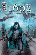 Marvel 1602 Fantastick Four Vol 1 4