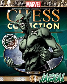 Marvel Chess Collection Vol 1 72