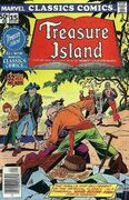 Marvel Classics Comics Series Featuring Treasure Island Vol 1 1