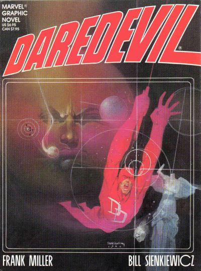 Marvel Graphic Novel: Daredevil Love and War Vol 1 1