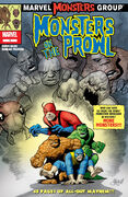 Marvel Monsters Monsters on the Prowl Vol 1 1