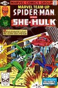 Marvel Team-Up Vol 1 107