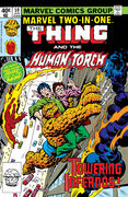 Marvel Two-In-One Vol 1 59