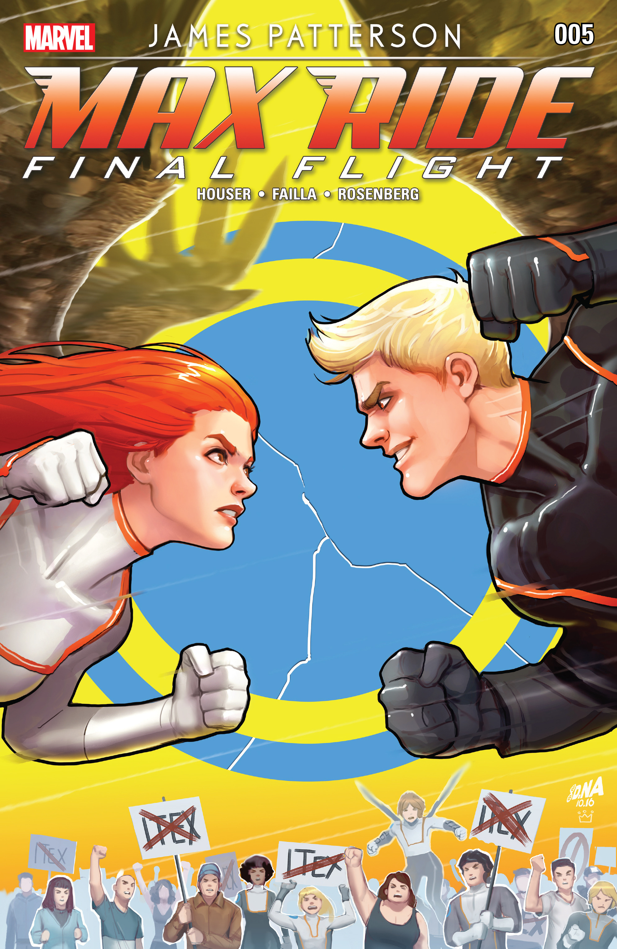 Max Ride: Final Flight Vol 1 5