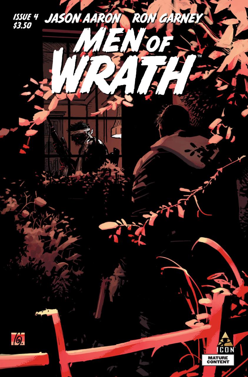 Men of Wrath Vol 1 4