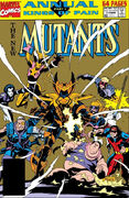 New Mutants Annual Vol 1 7