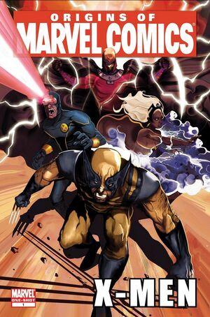 Origins of Marvel Comics X-Men Vol 1 1.jpg