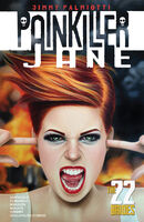 Painkiller Jane The 22 Brides TPB Vol 1 1