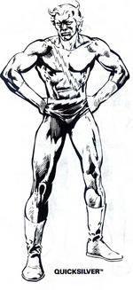 Pietro Maximoff (Earth-8610)