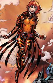 Rachel Summers (Earth-811) from Civil War II X-Men Vol 1 3 001.png