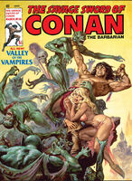 Savage Sword of Conan Vol 1 38