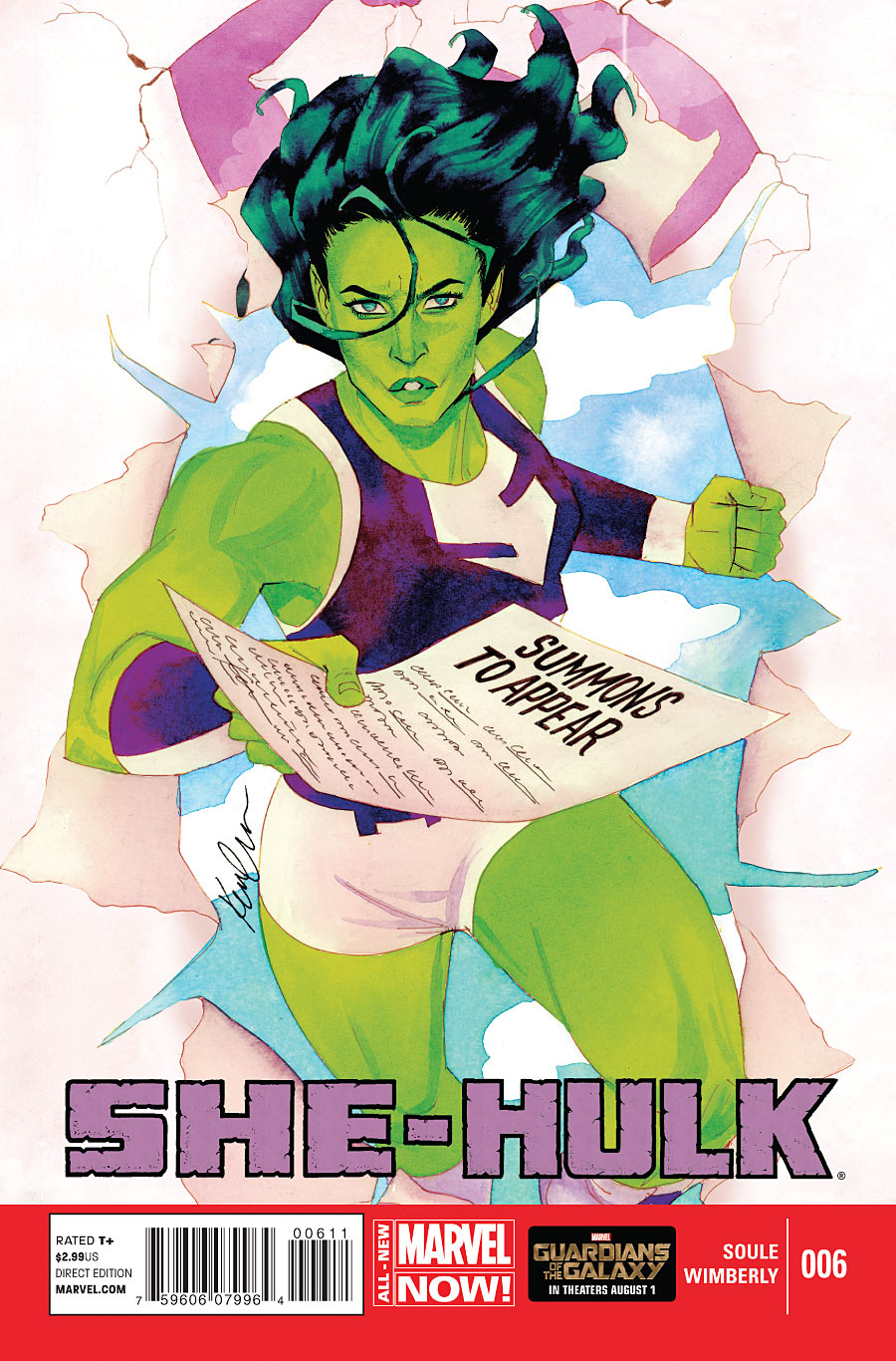 She-Hulk Vol 3 6