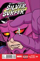 Silver Surfer Vol 7 9