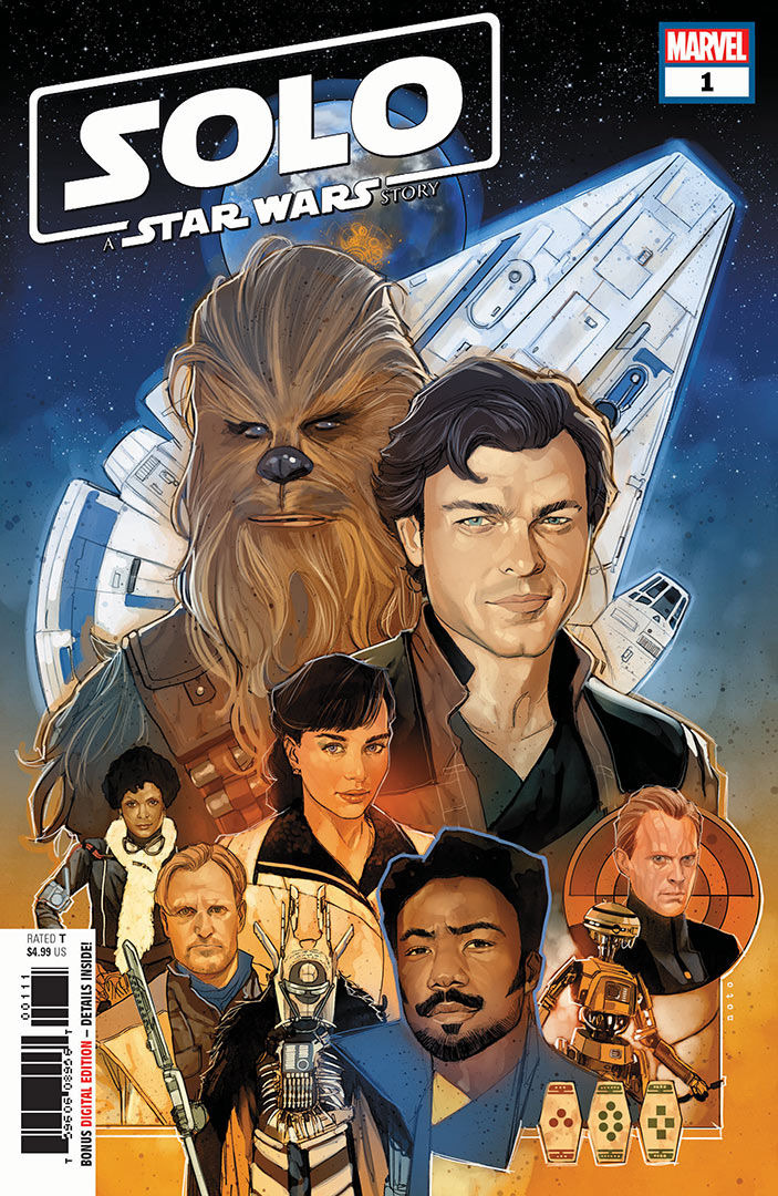 Solo: A Star Wars Story Adaptation Vol 1 1