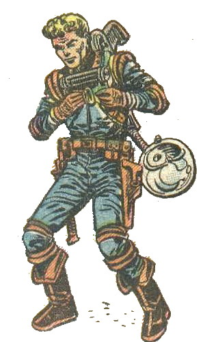 Speed Carter (Earth-5391)