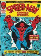 Spider-Man Comics Weekly Vol 1 153