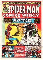 Spider-Man Comics Weekly Vol 1 5
