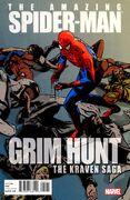 Spider-Man Grim Hunt - The Kraven Saga Vol 1 1