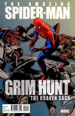 Spider-Man Grim Hunt - The Kraven Saga Vol 1 1.jpg