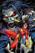 Spider-Woman Vol 7 1 Comic Kingdom of Canada Exclusive Virgin Variant