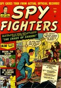 Spy Fighters Vol 1 1