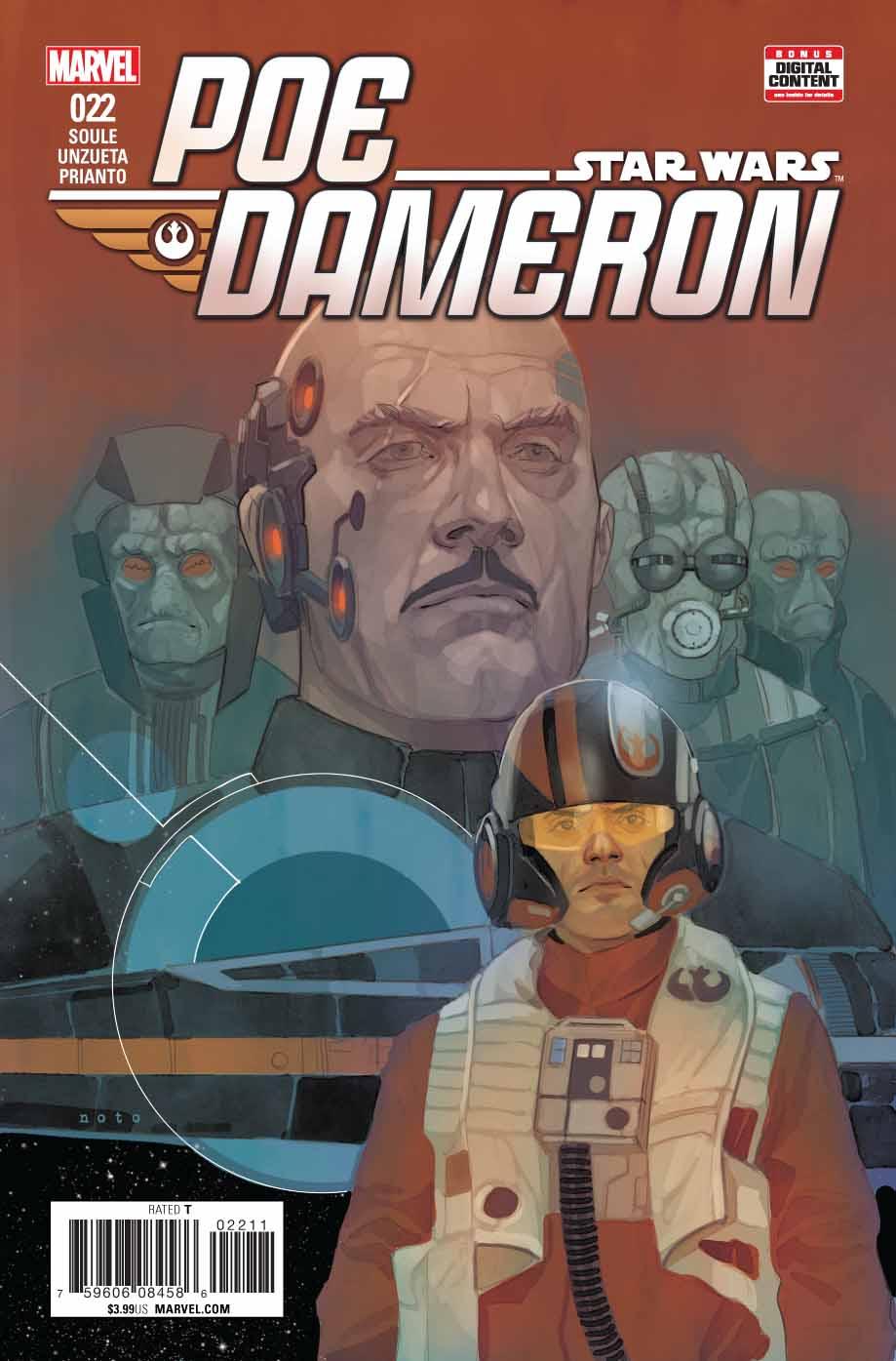 Star Wars: Poe Dameron Vol 1 22